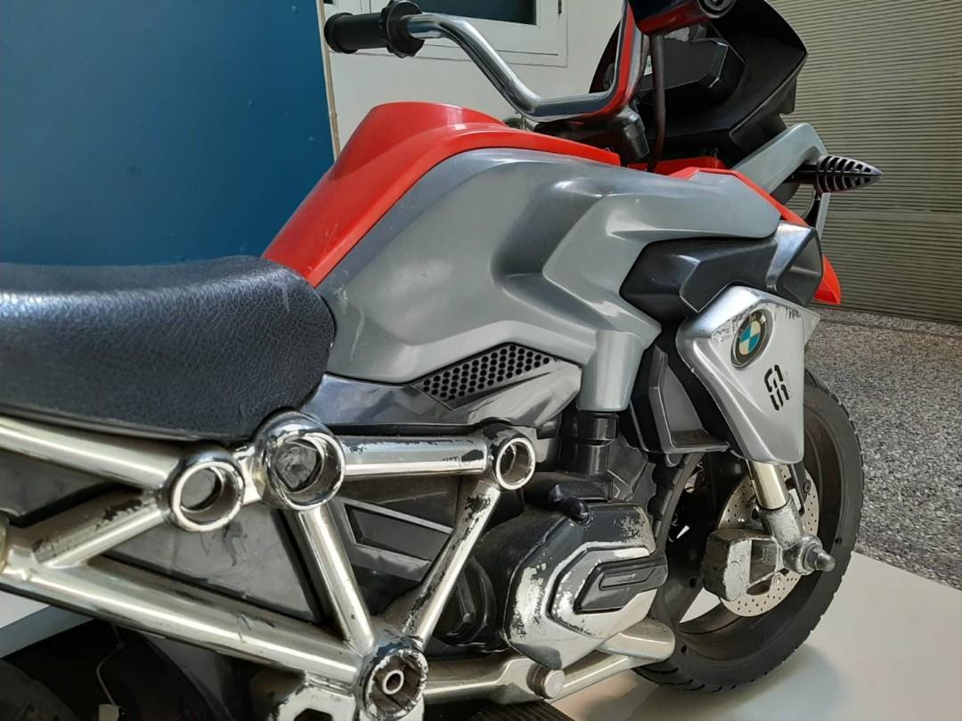 Motor Aki mainan anak R1200-GS BISA NEGO TIPIS