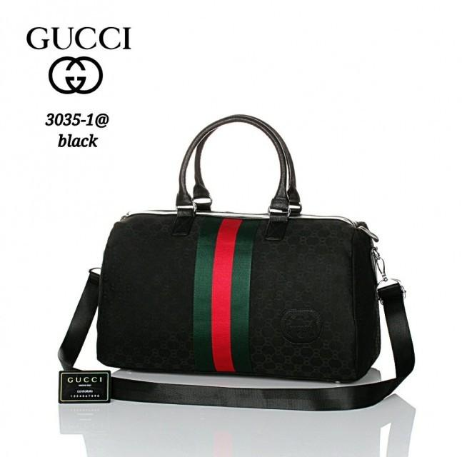 New Arrival Travel Bag By GUCCI FTB-3035/1@  Material Canvas.  Size 48x27x22cm.  Quality Semipremium.  Weight 900 gram,no wa.081378713287