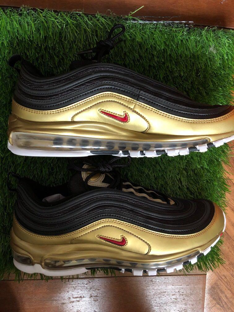 97 gold black