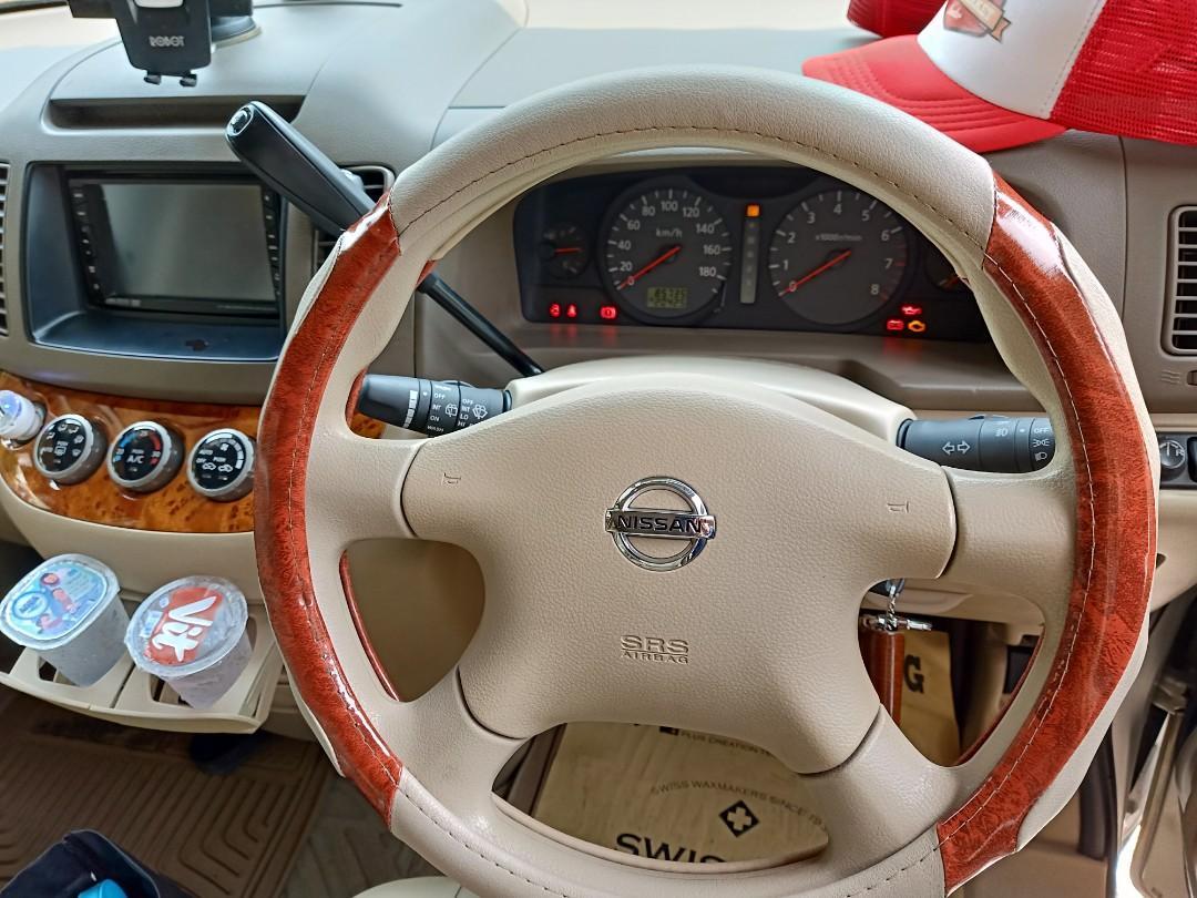 Nissan serena hws 2009