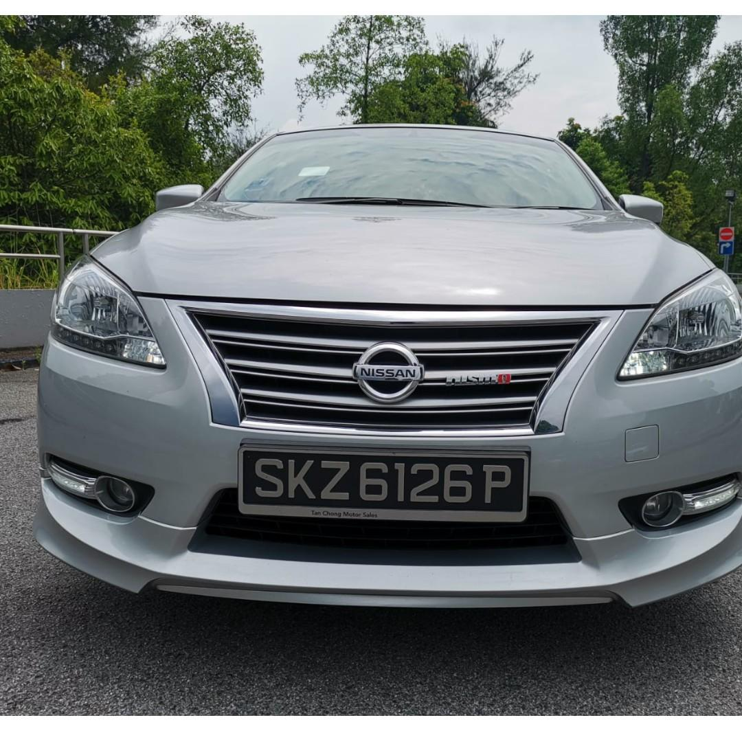 Nissan Slyphy for personal /Phv usage . Weekly from $380 for PHV. Contact us at 88115335/90998833