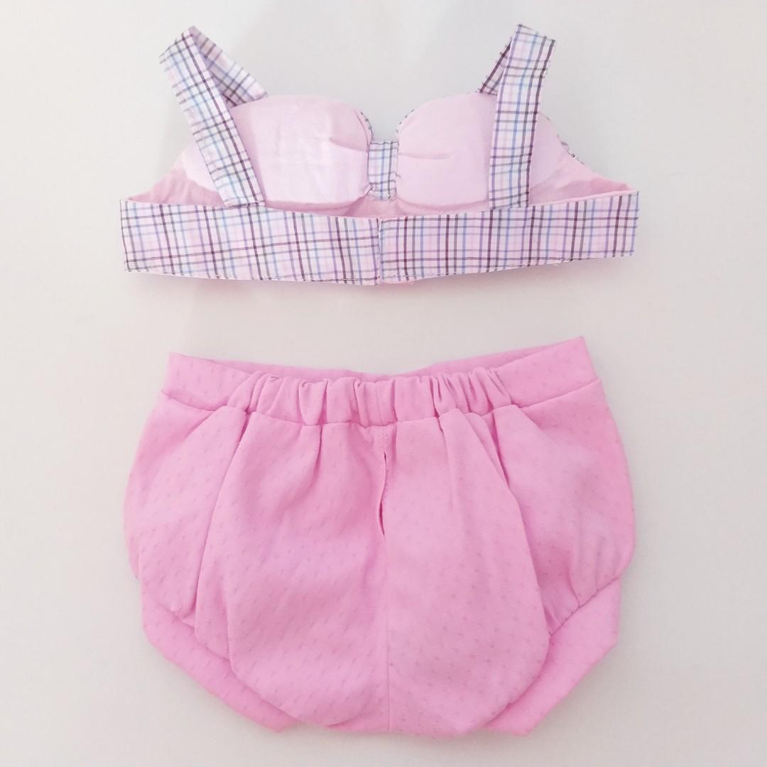 """Pakaian Outfit Teddy Bear Teddy House 22"""" Bikini"""