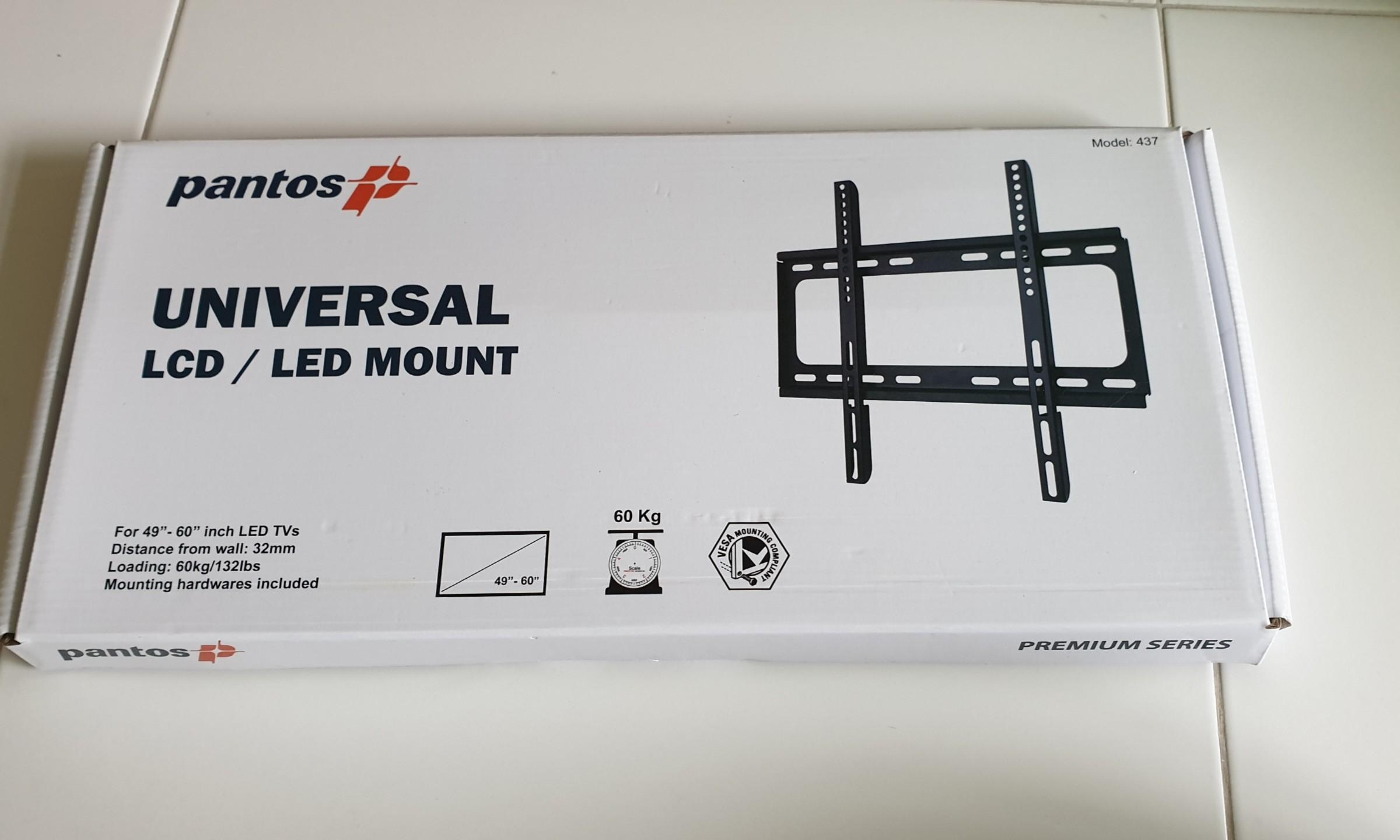 "Pantos Universal Wall Mount (49 - 60"" LED TV)"