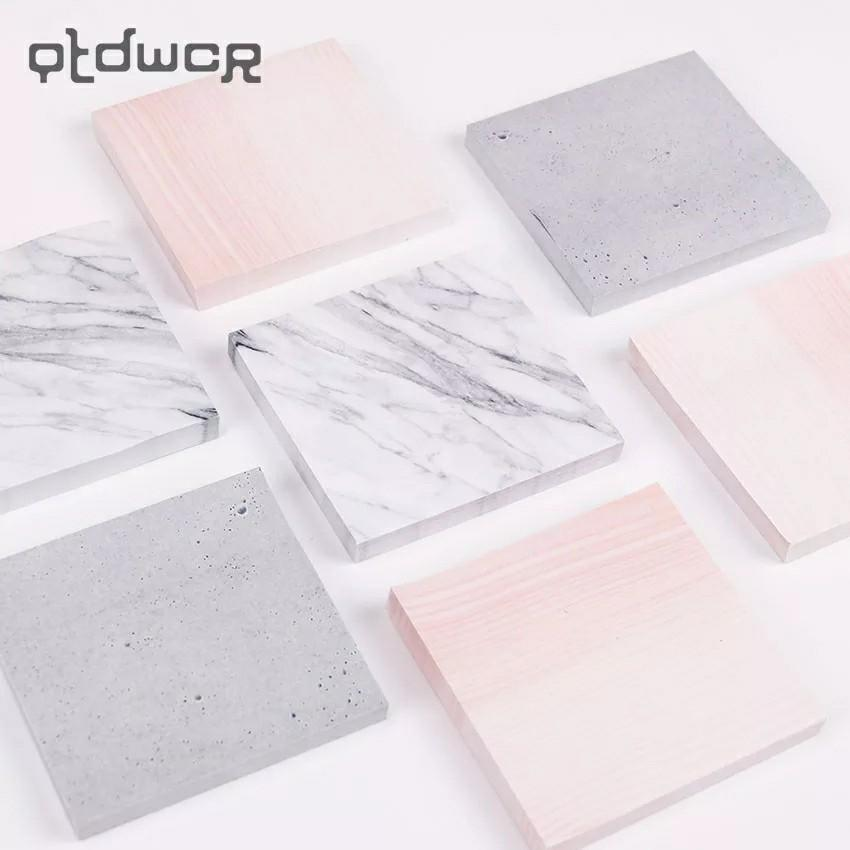 Post It Marble