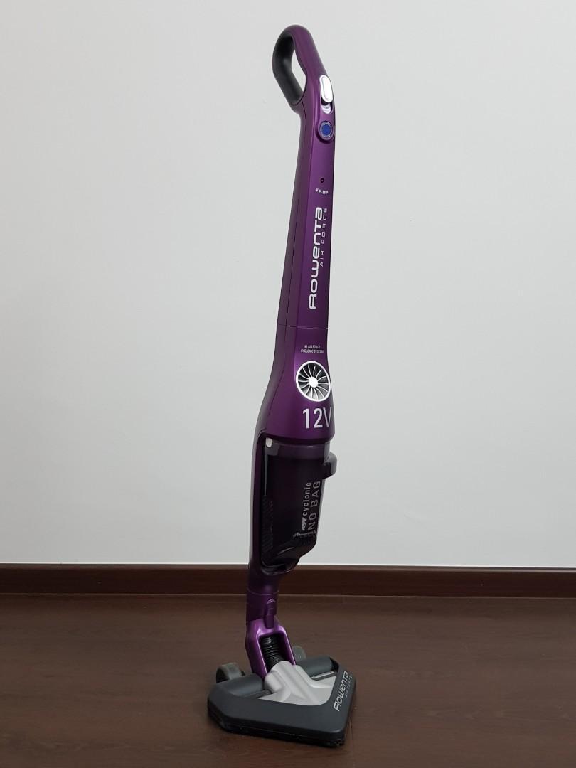Rowenta handheld vacuum cleaner