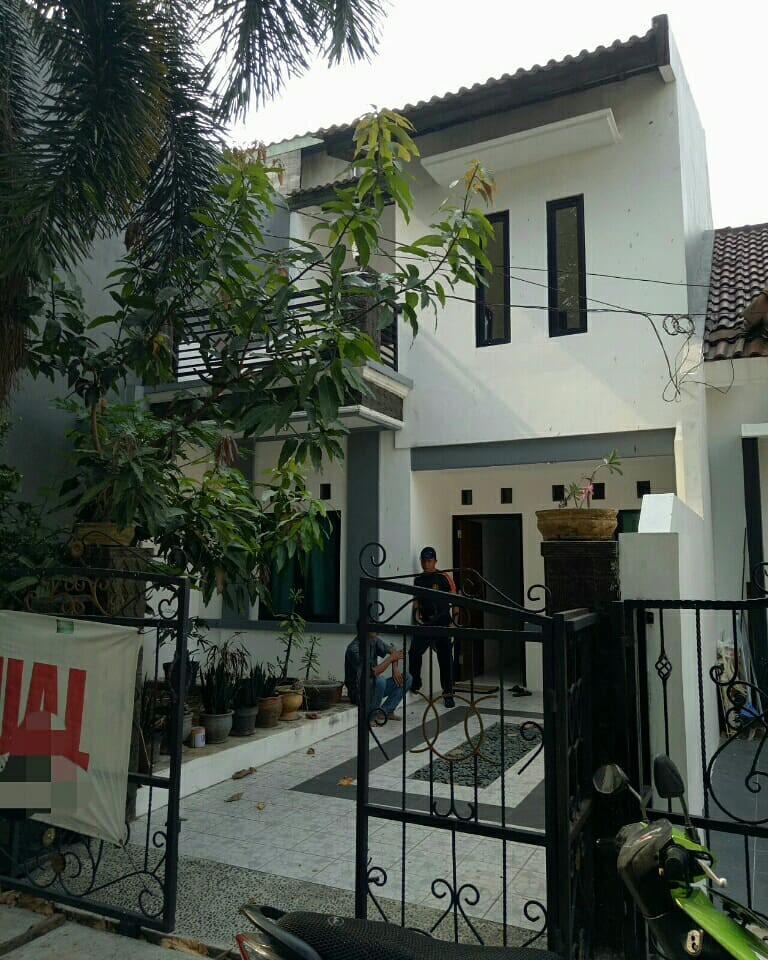 Rumah Minimalis di Islamic Village Villa Ilhami Siap Huni Tangerang 2 lantai