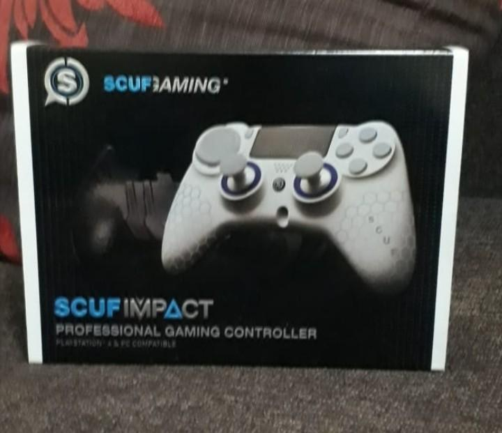 Scuf impact controller(for ps4)