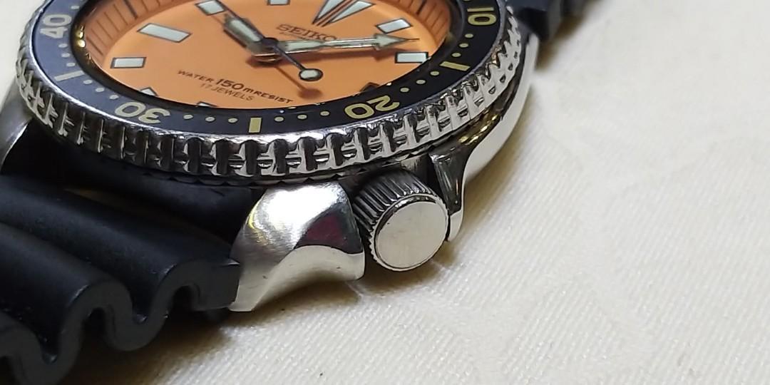 二手SEIKO自動潛水錶