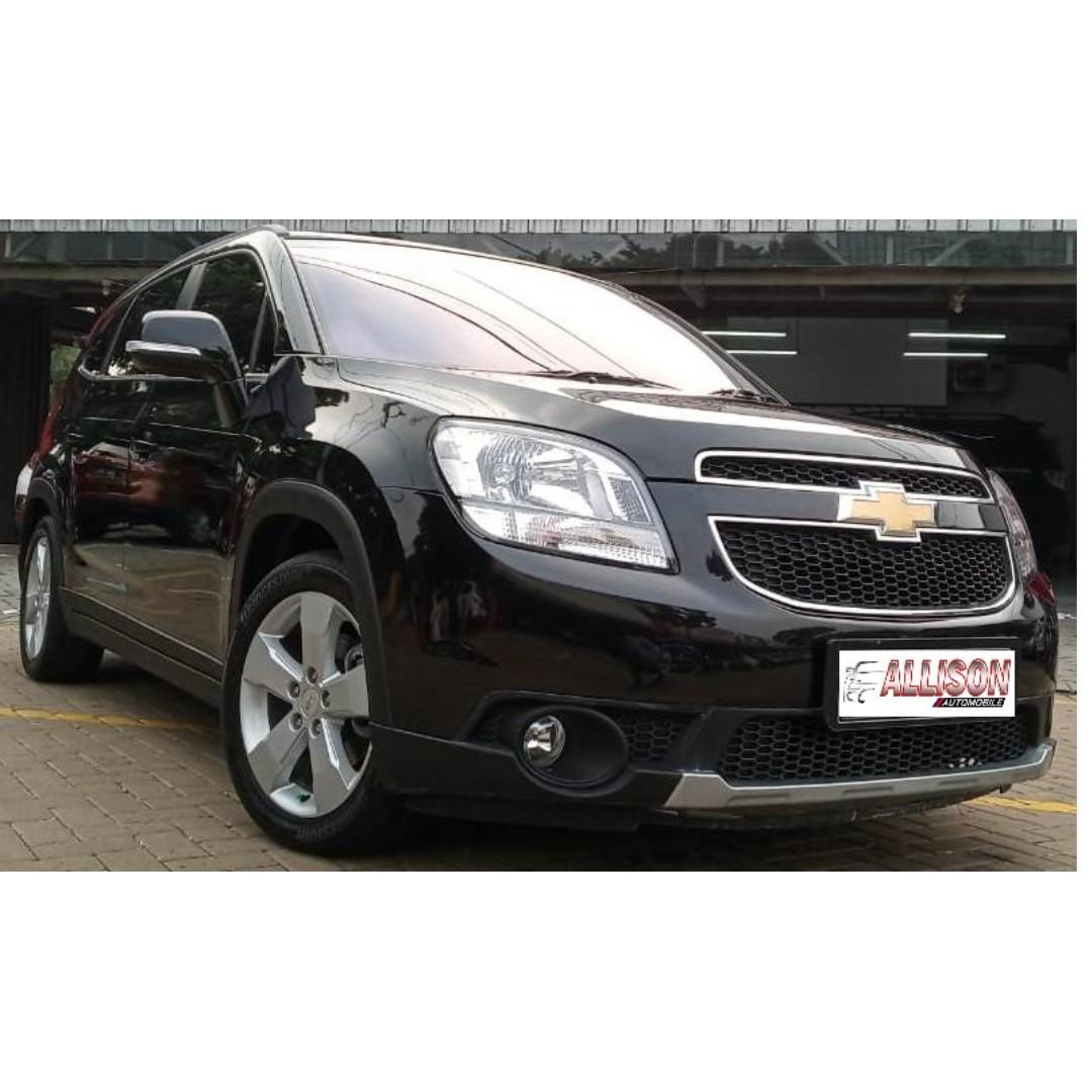 Chevrolet ORLANDO LT 1.8 AT 2015(7 Seater) TOP Conditition