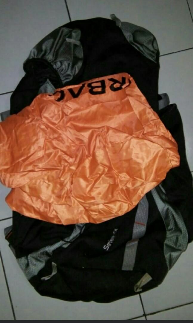 Tas ransel Gear Bag Wanita & Pria.