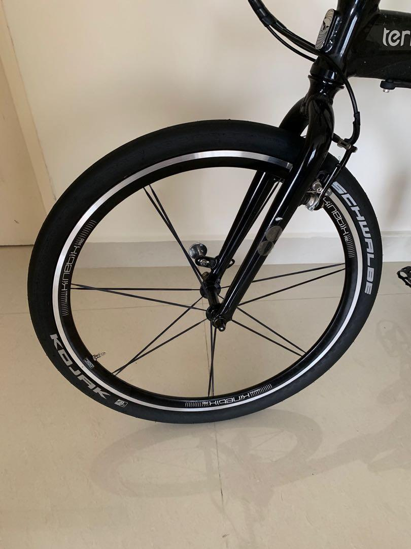 Tern Eclipse X20 Pirate Ninja Folding Bike (almost new