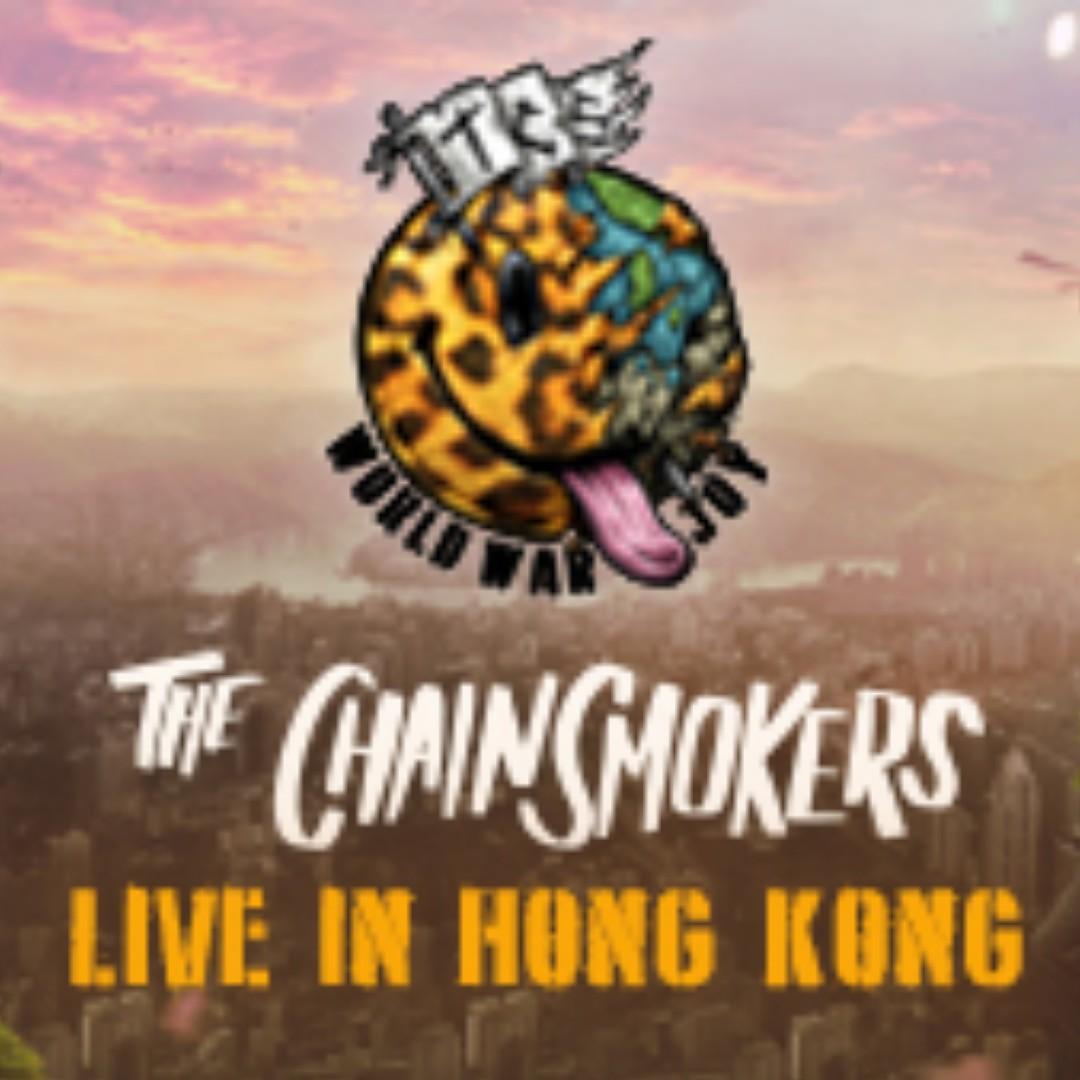 The Chainsmokers (BLOCK B)