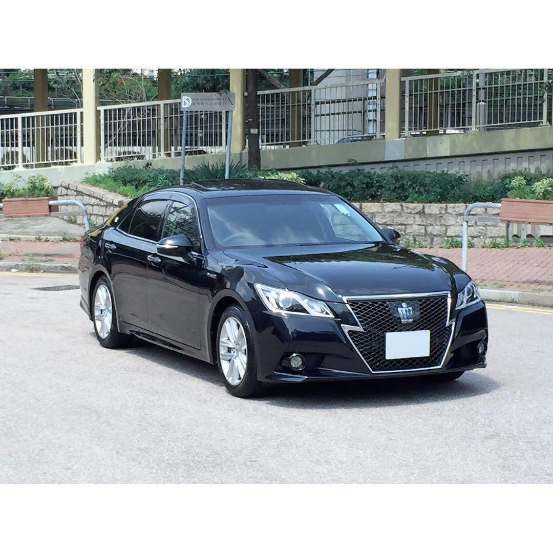 TOYOTA   Crown ATHLETE S HYBRID   2015