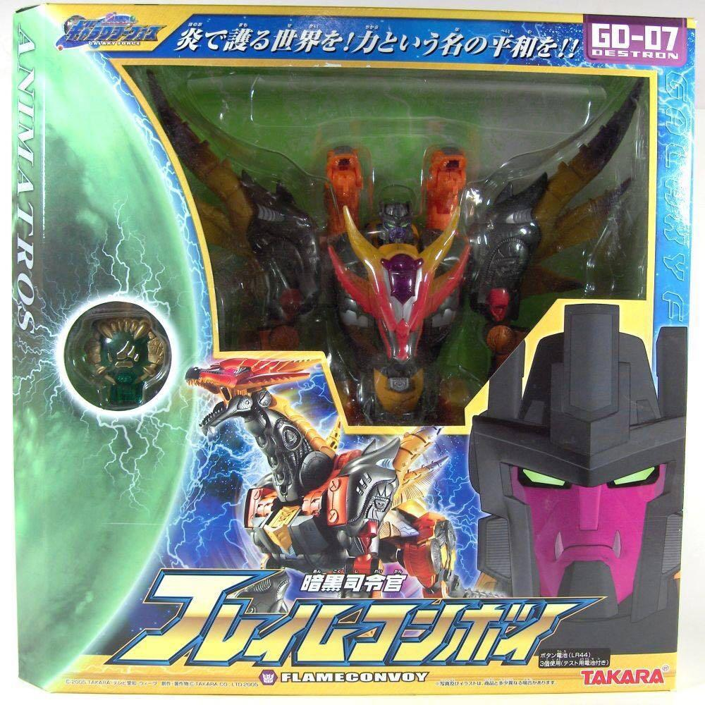 Transformers galaxy force_flame convoy