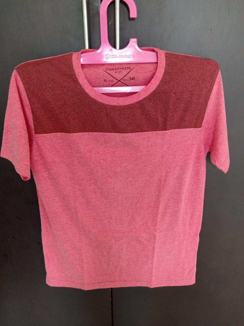 T-shirt Men Red