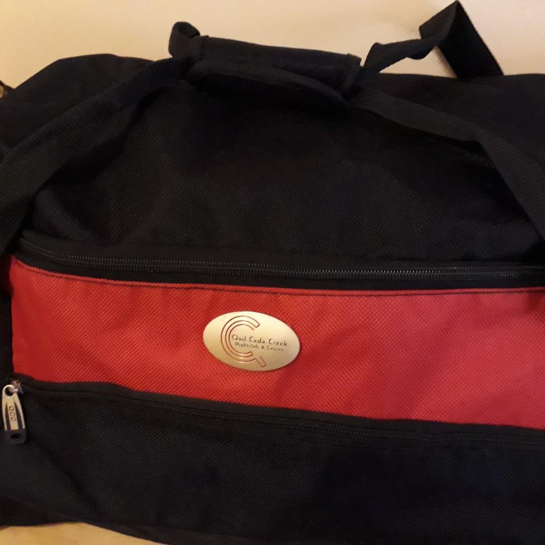 Used duffel bag