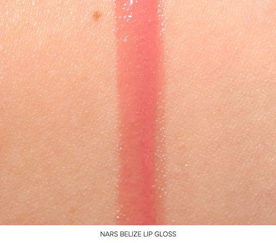 used once NARS lipgloss in Belize RRP$37 selling for $15