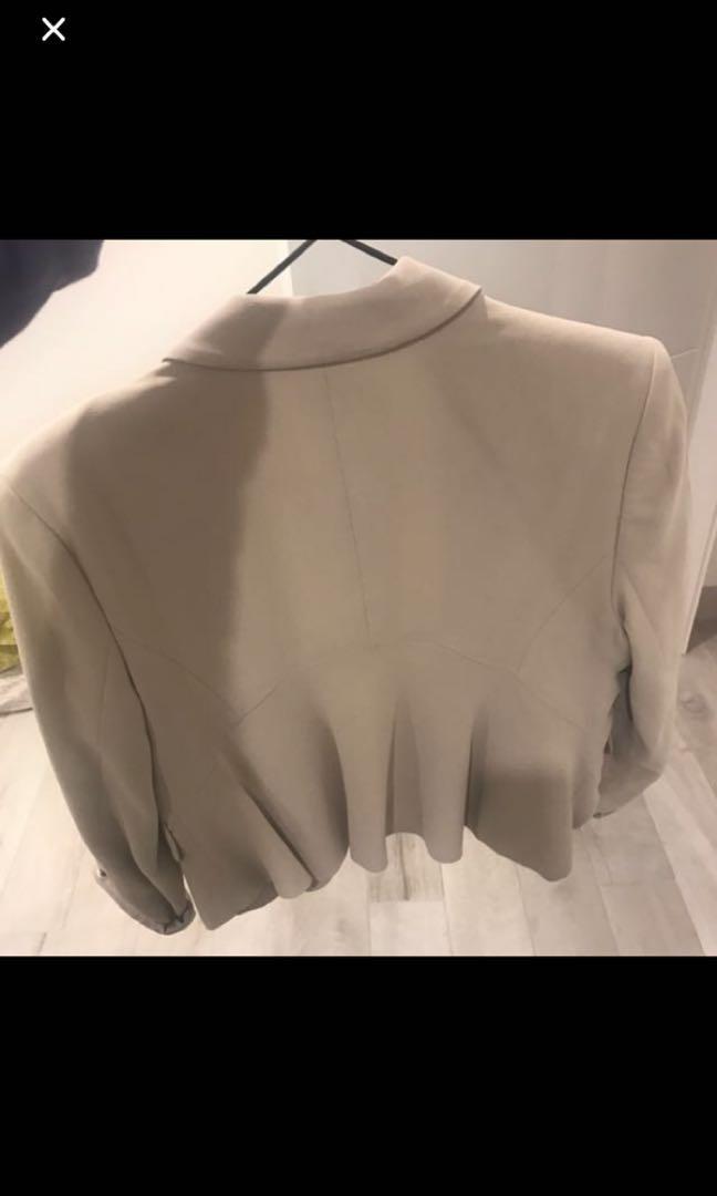 Witchery blazer jacket