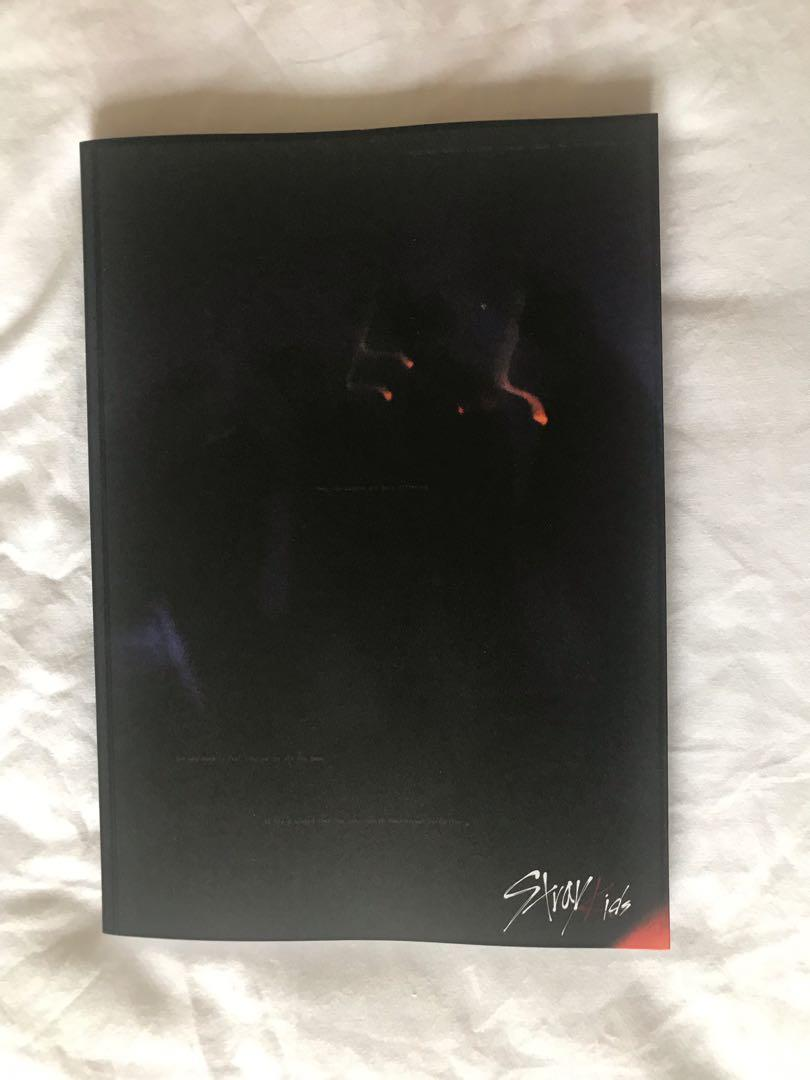 [WTT/WTS] Stray Kids I am Not 1st Mini Album (Not Ver.) I.N first page