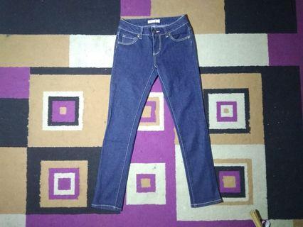 #BAPAU Celana Comfort Basic ORIGINAL Jeans