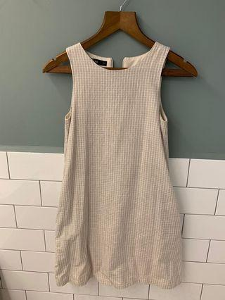 TSW Khaki swing dress