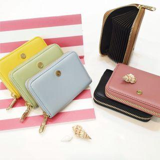 Authentic Taiwan S'aime Classic Leather card holder