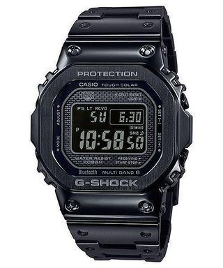 100% Authentic New Casio G-Shock Stealth black full metal bracelet GMW-B5000GD-1 Watch full set. Made in Japan with warranty