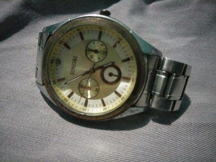 #BAPAU Jam tangan Arloji