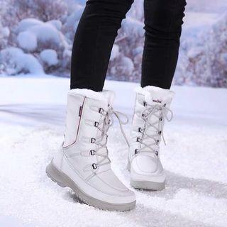 雪靴 雪鞋 防水 保暖
