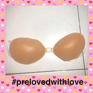 Prelovedwithlove gratis invisible bra #BAPAU