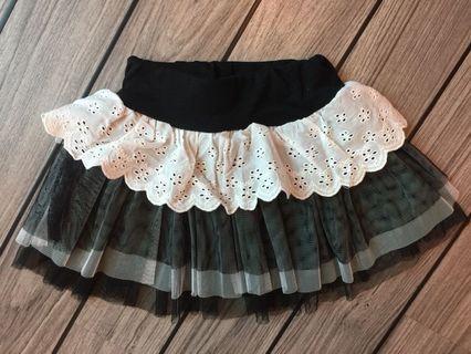 全新黑色紗短裙 Brand new Black Tutu Skirt