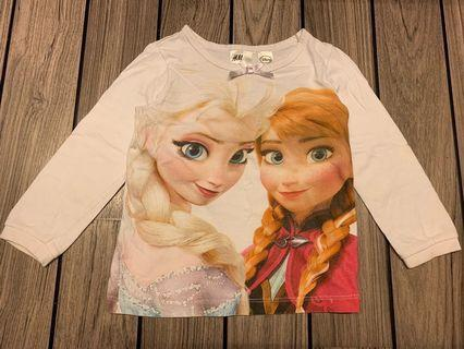 H&M Elsa & Anna Tee