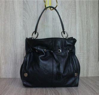 Coccinelle bag ori leather kulit