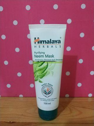 Himalaya Purifying Neem Mask (Preloved)