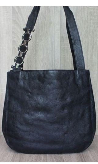 Portfolio bag ori leather