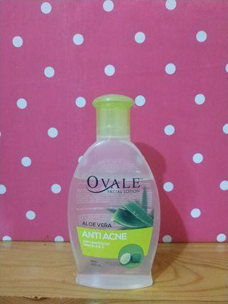 Ovale Facial Lotion Anti Acne Aloe Vera