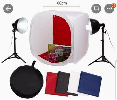 Photo Tent E27