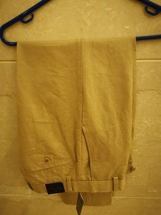 Brooks Brothers baird mcnutt irish linen pants 長褲