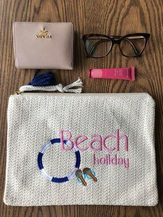 Beach Holiday Pouch