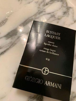 ECSTASY LACQUER•Giorgio Armani