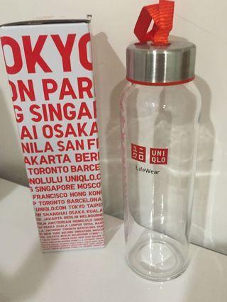 🚚 滿額獨家/Uniqlo耐熱隨身瓶
