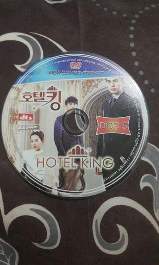 #BAPAU DVD Drama Korea THE HOTEL KING 5