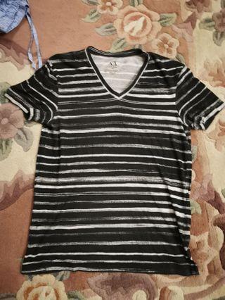 Armani exchange tee shirt