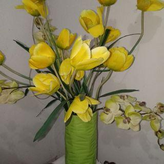 #BAPAU vas bunga + bunga