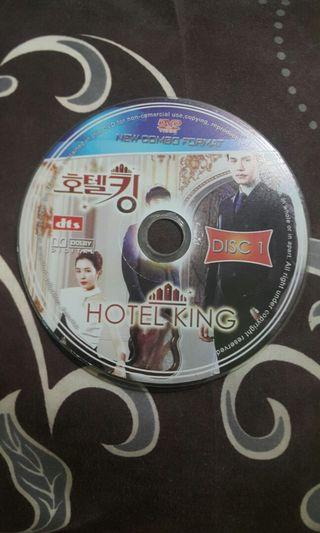 #BAPAU DVD Drama Korea THE HOTEL KING 1