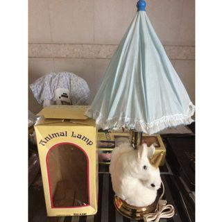 VINTAGE Unicorn Lampshade Kitsch Pop Tacky LAMP SHADE 20yrs old UNUSED