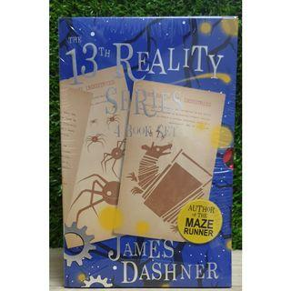 THE 13TH REALITY SERIES (4 BOOK SET) by JAMES DASHNER