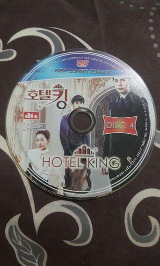#BAPAU DVD Drama Korea THE HOTEL KING 4