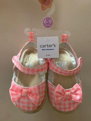 Prewalker Baby Shoes ORI Carter's Summer Style