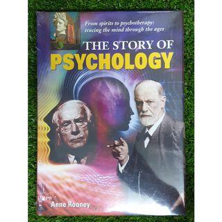 THE STORY OF PSYCHOLOGY by ANNE ROONEY